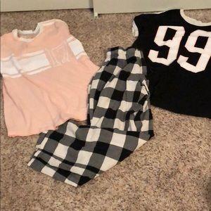 3 pc Pajama Set
